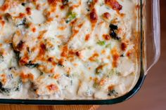 Gluten Free Chicken Lasagna | The Domestic Man