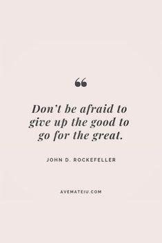 Motivational Quote Of The Day - December 28, 2018 | Ave Mateiu