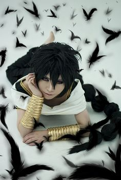 Judal | Magi: The Labyrinth Of Magic.