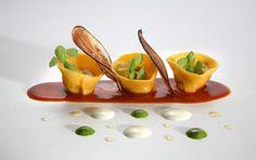 Ilario Vinciguerra   Tortelli alla siciliana   Vinciguerra Restaurant