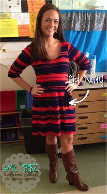 Ms. BBZ - Teacher Clothes --- lots of teacher clothes ideas!