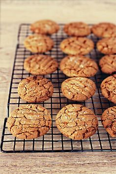 Gingernuts #1 by Jorth! - nice recipe, seem easy to make and yummy.