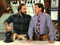 """Grunting is manly on """"Home Improvement"""". In a study mentioned in a New York Times article """"Men of TV: Dumb as Posts And Proud of It,"""" 10-17 year old boys were surveyed as to which television characters are viewed as role models: the top three responses were Tim the Tool Man Taylor from Home Improvement, and Jerry and Kramer from Seinfeld: all men of this type of comedic stereotype. These finding show that stereotypes do have an impact on young boys as they have become who the boys admire."""