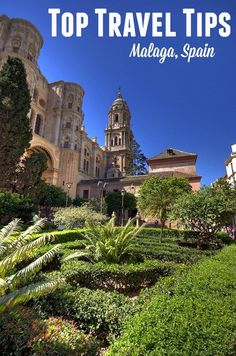 Ready to explore the Costa del Sol capital like a local? These Malaga travel tips are required reading before you hit up the Alcazaba, the beach, or anything in between. Travel Guides, Travel Tips, Malaga Airport, Malaga Spain, Spain And Portugal, Like A Local, Fishing Villages, City Beach, Travel Light