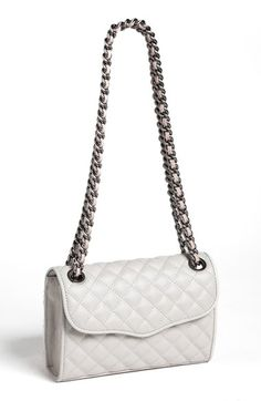 Rebecca Minkoff 'Mini Quilted Affair' Shoulder Bag available at #Nordstrom
