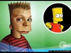 36 Best Cartoon Characters In Real Life Images In 2016 Cartoon