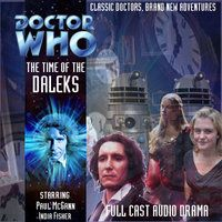 Doctor Who: The Time of the Daleks (Fan CD Cover) by Warhammer-Fanatic