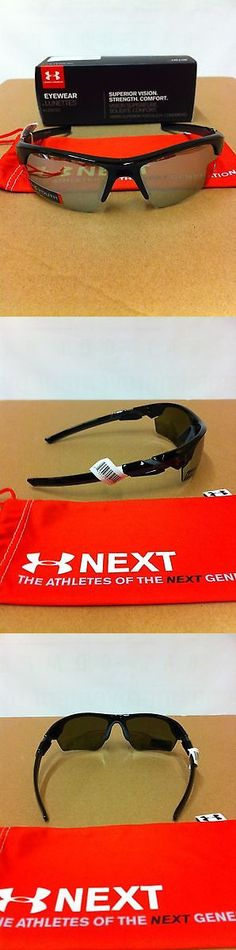 Sunglasses 131411: Under Armour Youth Windup Shiny Black Game Day Multi Sunglasses Make Offers -> BUY IT NOW ONLY: $59.99 on eBay!