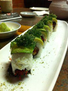 Sushi Club K'z in Calgary