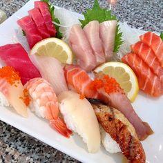Fresh Sushi - my favorite!