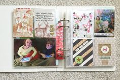 december day 5 and morning of day 6 by asackr01 - Scrapbooking Kits, Paper & Supplies, Ideas & More at StudioCalico.com!
