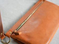 旅で使う鞄として考案したイタリアンレザーのボディバッグ「革鞄のHERZ公式通販」
