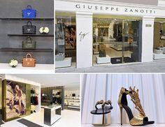 86548a9a4cf84 Giuseppe Zanotti Beverly Hills Store Opening