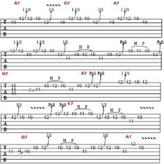 A free online guitar lesson on how to learn to play the blues like B. Includes clips, tablature, and many written examples of great BB King guitar riffs. Jazz Guitar Chords, Music Theory Guitar, Guitar Chord Chart, Guitar Sheet Music, Guitar Solo, Guitar Riffs, Guitar Tabs, Guitar Scales, Ukulele