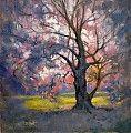 Spring Rhythm by Donna Shortt Oil