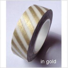 Solo Stripes  Gold