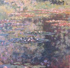 Monet, encore et encore.