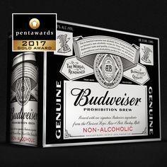 038b JKR Budweiser Non-Alcoholic