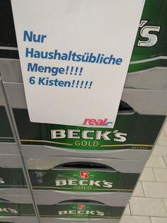 37 Dinge, die dir nur in deutschen Supermärkten passieren