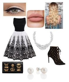 """""""Outfit"""" by violettav631 on Polyvore featuring Bionda Castana, Gucci and Henri Bendel"""