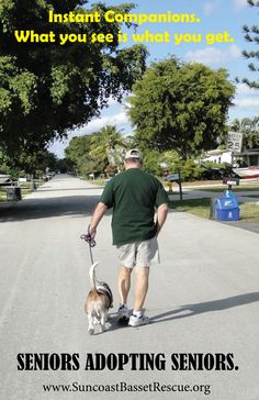 A grant from Grey Muzzle helps to fund a Senior Wellness Package for adopters of a Senior Basset to a Senior Person. This will include spay & neuter, vaccinations and taking care of any medical needs they basset may have so that it is ready for adoption.