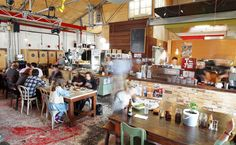St Ali - coffee shop inspiration