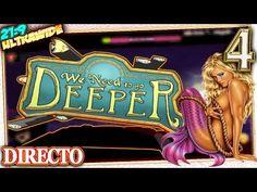 EL DIA DE LA CUCARACHA 😷 WE NEED TO GO DEEPER #4 Gameplay Español 21:9