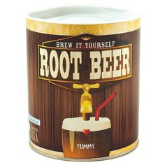Copernicus Brew It Yourself Root Beer Kit by University Games, Multicolor