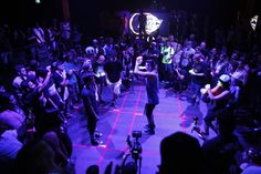 How did dancing with LED-lined gloves become a Shark Tank-approved, multimillion-dollar industry? And where does it go from there? A day with the champs, the challengers, and the chiefs of America'...