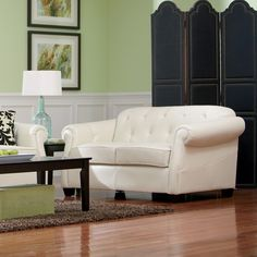 The Kristyna Love Seat brings any living space to new levels of luxury.