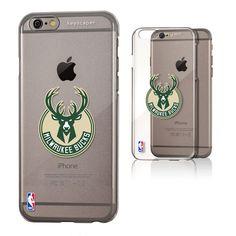 Milwaukee Bucks iPhone 6 Clear Slim Case - $19.99