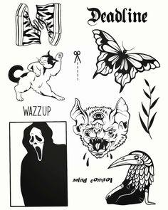 Little Tattoos, Small Tattoos, Tattoo Sketches, Tattoo Drawings, Future Tattoos, Tattoos For Guys, Tattoo Catalog, Homemade Tattoos, Single Rose Tattoos