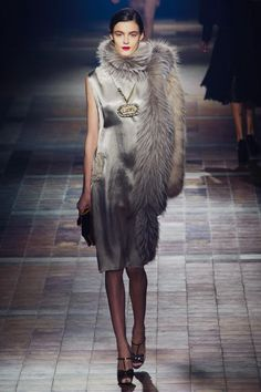 Lanvin Fall 2013 RTW What can one say?