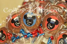 mickey marinheiro doces enfeitados - Pesquisa Google