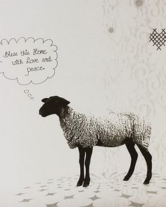 Behang Sheep