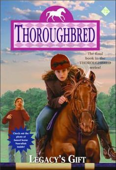 Thoroughbred fan?  Just added books 1-72 to our used book inventory!