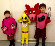 Halloween cosplay five nights at freddy s and costume halloween on