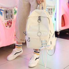 86b2d4e6c R$ 71.86 32% de desconto|Moda saco de compra grande capacidade laptop mochila  mochila sacos de lona Sacos de escola estudante mochila das mulheres em ...