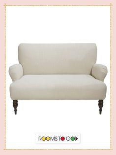 Sit back and relax on the elegantly designed Edenbridge settee.