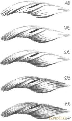 Tutorial: Kurzes Haar zeichnen – Sehr detailliertes Tutorial mit vielen Bildern Tutorial: Drawing short hair – Very detailed tutorial with many pictures … – Pencil Art Drawings, Realistic Drawings, Art Drawings Sketches, Girl Drawings, Drawing Techniques, Drawing Tips, Painting & Drawing, Drawing Hair, Drawing Reference