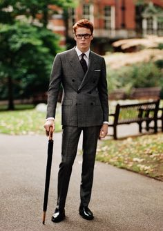 Mr. Porter x Kingsman Source: mrporter.com Menswear & suits inspiration