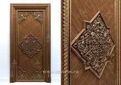 Резная дверь GRD-029-1