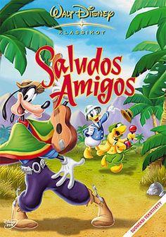 Disney Klassikko 06: Saludos Amigos (BLU-RAYNA)