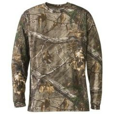 7d3a720825a Learn How True Fit Camo T-Shirts for Men - Long Sleeve Hunting Clothes