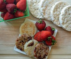 Super Healthy Kids.com~ Homemade rice cakes...add flavors too