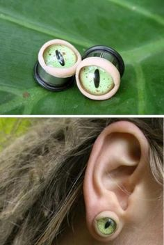 Eye Ear Gauges/Plugs | LUUUX