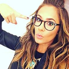 Hey @shaewilbur - we're kind of obsessed with how perfect these glasses are for you! #ZenniOptical #Zenni #Stunner #109825