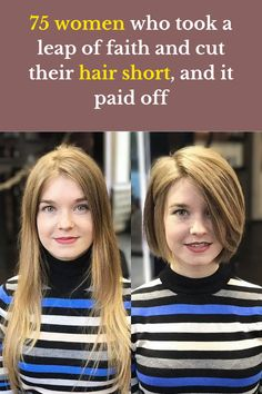 People seem to have a lot of opinions about women's hair, and frankly, they always have. Back in the 1920s, they disapproved of bobbed cuts. Then in the 1950s, they frowned upon long hair. But you know what? Cut and style your hair any way you want, that's what hair is all about — choosing a style that's totally and uniquely you.