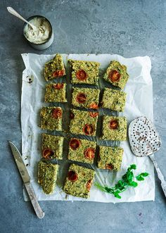 Gluten Free Zucchini and Carrot Slices