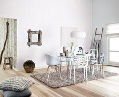 Mieszkanie w duńskim stylu - Aranżacje wnętrz - Pokoje - Wnętrza - budnet.pl